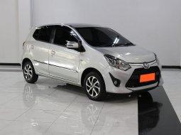 Toyota Agya 1.2 G AT 2018 Silver
