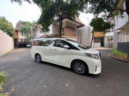 Mobil Toyota Alphard 2015 G dijual, DKI Jakarta