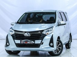 TOYOTA CALYA FACELIFT G M/T SILVER 2019