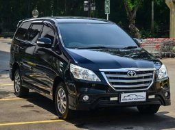 Jual mobil Toyota Kijang Innova G Luxury 2014 bekas, DKI Jakarta
