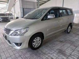 Jual cepat Toyota Kijang Innova G 2012 di Sumatra Utara