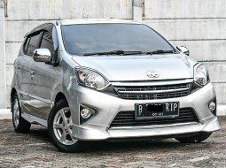 Toyota Agya 1.0L G A/T 2016 Silver