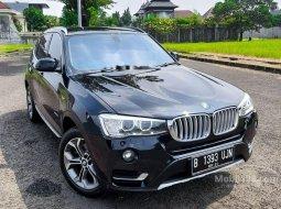Mobil BMW X3 2016 xDrive20i xLine dijual, DKI Jakarta