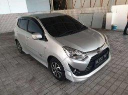 Jual cepat Toyota Agya G 2018 di Sumatra Utara