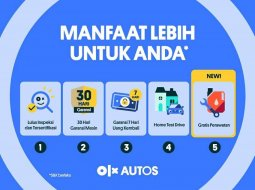 Mobil Daihatsu Ayla 2017 M terbaik di Jawa Barat