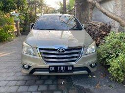 Jual mobil bekas murah Toyota Kijang Innova G 2014 di Bali