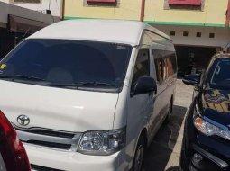 Toyota Hiace 2013 Sumatra Selatan dijual dengan harga termurah