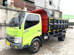 11000KM MURAH Hino Dutro 130HDX power Dumptruck 2020 Dump 130 HD HDX