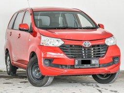 Toyota Avanza E 2017 Merah