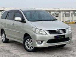 Mobil Toyota Kijang Innova 2013 V Luxury dijual, DKI Jakarta