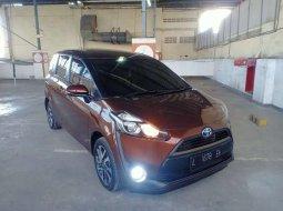 Jual mobil Toyota Sienta V 2017 bekas, Jawa Timur