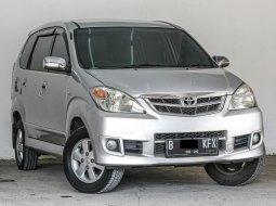 Toyota Avanza G 2011 Silver