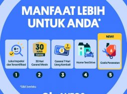 Mobil Datsun GO+ 2016 T-STYLE terbaik di DKI Jakarta