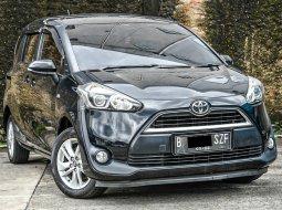 Toyota Sienta G MT 2017 Hitam