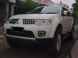 Jual Mitsubishi Pajero Sport Exceed 4x2 AT 2011 harga murah di DKI Jakarta