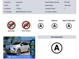 DKI Jakarta, Mitsubishi Xpander Ultimate A/T 2018 kondisi terawat
