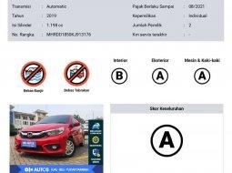 Jual Honda Brio Satya A 2019 harga murah di DKI Jakarta