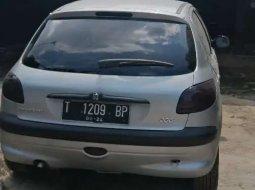 Peugeot 206 2001 Jawa Barat dijual dengan harga termurah