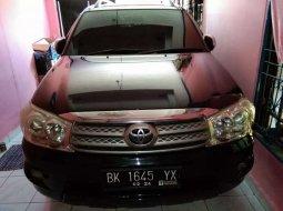 Toyota Fortuner 2008 Sumatra Utara dijual dengan harga termurah