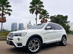 Jual mobil BMW X3 xDrive20i xLine 2017 bekas, DKI Jakarta