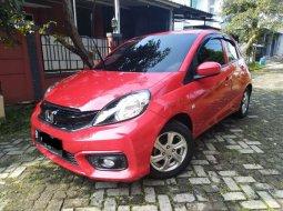 Jawa Barat, jual mobil Honda Brio E 2016 dengan harga terjangkau