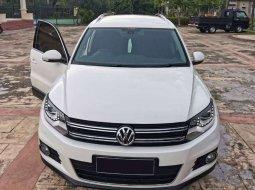 Mobil Volkswagen Tiguan 2015 1.4 TSI terbaik di Jawa Timur