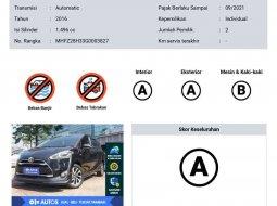 Toyota Sienta 2016 Banten dijual dengan harga termurah