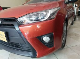 Dijual mobil bekas Toyota Yaris 1.5G, Jawa Timur