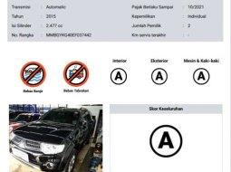 Mitsubishi Pajero Sport 2015 DKI Jakarta dijual dengan harga termurah