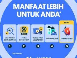 Mobil Datsun GO+ 2017 Panca dijual, Jawa Barat