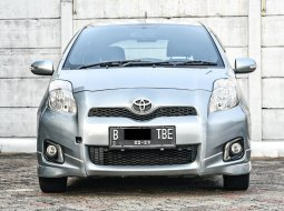 Toyota Yaris S Limited 2012 Silver