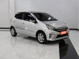 Toyota Agya 1.0 G MT 2016 Silver