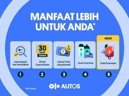 Jawa Barat, Honda Mobilio S 2016 kondisi terawat