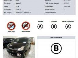 Jual mobil bekas murah Daihatsu Xenia R 2014 di Jawa Barat