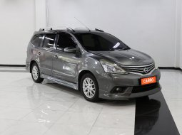 Nissan Grand Livina HWS 1.5 AT 2014 Abu-abu