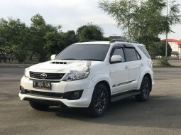 Mobil Toyota Fortuner 2015 G TRD terbaik di DKI Jakarta