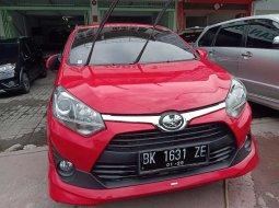Toyota Agya 2019 Sumatra Utara dijual dengan harga termurah