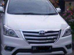Jual Toyota Kijang Innova G Luxury 2014 harga murah di Sumatra Utara