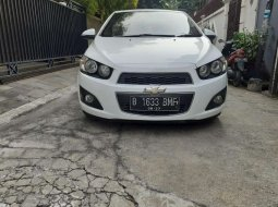 Jual Chevrolet Aveo LT 2014 harga murah di DKI Jakarta