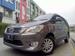 Jual cepat Toyota Kijang Innova 2012 di DKI Jakarta