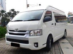 Toyota Hiace Commuter Diesel MT 2018 KM 4ribu
