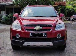 Mobil Chevrolet Captiva 2010 terbaik di Jawa Timur