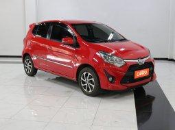 Toyota Agya 1.2 G AT 2019 Merah