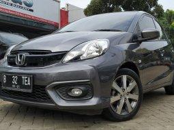 Honda Brio 1.2 E CVT 2016 KM 45rbuan pajak panjang