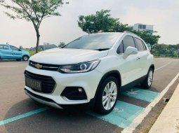 Jual mobil bekas murah Chevrolet TRAX LTZ 2017 di Banten