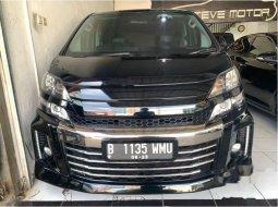 Jual mobil Toyota Vellfire Z 2013 bekas, DKI Jakarta