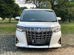 Toyota Alphard 2.5 G A/T 2020 Putih
