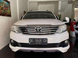 Jual cepat Toyota Fortuner G TRD 2012 di Bali
