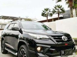 Jual Toyota Fortuner VRZ 2018 harga murah di Sumatra Utara