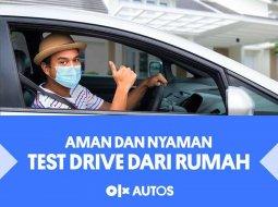Mobil Toyota Agya 2017 TRD Sportivo terbaik di DKI Jakarta